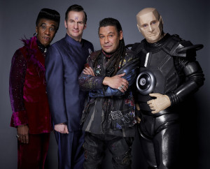 TV Red Dwarf 8