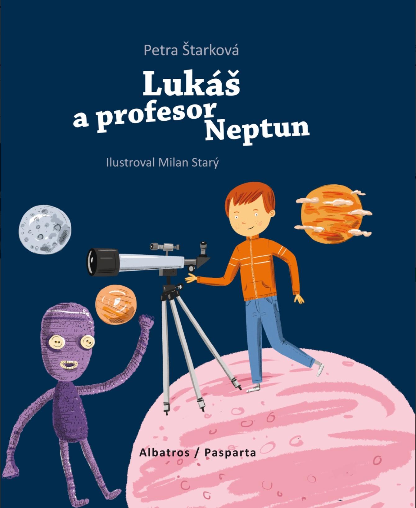 Banner Lukáš a profesor Neptun
