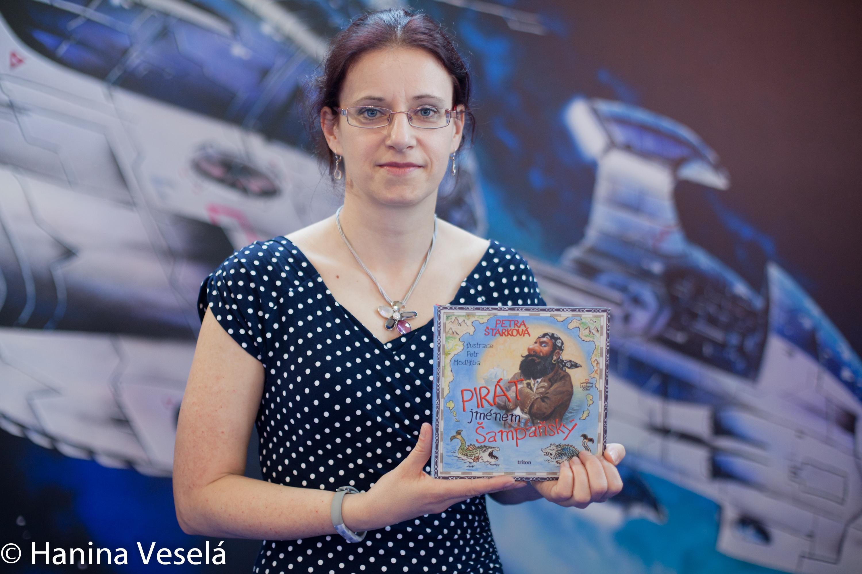 spisovatelka knih pro děti z Brna