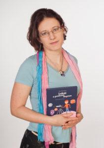Petra Štarková a kniha o autismu pro děti Lukáš a profesor neptun